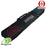 【納期A】OGASAKASKI【ALLINONE/N】[33141]オガサカ小賀坂スキーオールインワンスキーケースオールインワンスキーバッグウィール付きタイヤ付きスキーブーツすべてが収納可能ワンセット用