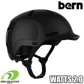 Bern【WATTS2.0:MATTEBLACK】