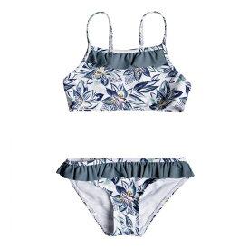 ROXY ロキシー水着 SwimwearMAGIC SEEKER ATHLETIC SET [ERLX203072] 19SS 子供用水着 キッズ ベビー 女の子 ジュニア
