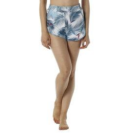 ROXY FITNESS ロキシー ショートパンツ ALL AROUND SHORT [RPT191508] 19SS 女性用水陸両用 速乾 UVカット フィットネス スポーツジム トレーニング ランニング ヨガ YOGA SUP