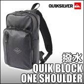 QUIKSILVER[クイックシルバー]【QUIKBLOCKONESHOULDER】