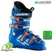 【納期B】LANGE【21/22・RSJ60】LBI5140ラングジュニアキッズ子供用スキーブーツ【購入特典:スキーブーツバッグ】