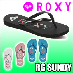 ROXY[ロキシー] ビーチサンダル【RG SUNDY】【18.0cm】【20.0cm】【22.0cm】 ジュニア キッズ 子供用 2017SP
