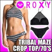 ROXY[ロキシー]【TRIBALMAZECROPTOP/70'SPANT】