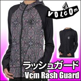 レディスラッシュガードパーカーVOLCOM[ボルコム]【VLCM Rashguard】レディース 女性用