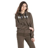 ROXY[ロキシー]ジップフードパーカースウェット【JIVYZIP:KHA】20FWジャケットトップスレディスレディース女性用[RZP204037]販売はトップスのみです(上下セットではありません)