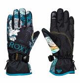 ROXY[ロキシー][ERJHN03163_KVJ1]女性用スノーグローブROXYJETTYGLOVES20/21snowDRYFLIGHTレディースレディス5本指手袋スキースノボスノーボード