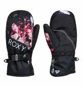 ROXY[ロキシー][ERGHN03025_KVJ6]子供用スノーグローブROXYXCHOCOMOOJETTYSOMITT20/21snow(130-150サイズ向け)DRYFLIGHTガールズ女の子キッズジュニアミトン手袋スノボスノーボード