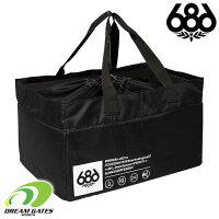 686【STORAGEGEARBAG:BLACK】ロクハチロクストレージギアバッグコンテナバッグスクエアバッグウェアバッグブーツバッグ色々使える便利なアイテムです!!