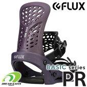 FLUX【20/21・PR:PURPLE】フラックススノーボードスノボビンディングバインディング
