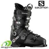 【納期B】SALOMON【20/21・S/PRO80:Black/Acidgreen】[L41224700]