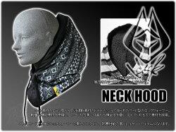 [10%OFF]HECK(ヘック)ネックフード【NECKHOOD】BLACKDIA