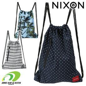 [SALE!!]シンチバッグ Nixon[ニクソン]【CHINCH:EVERY DAY】袋型のシンプルスタイル