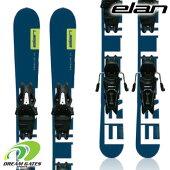 【納期B】ELAN【21/22・FREELINE99+EL10.0B90BLACK】エランスキー板スキー板とビンディングとの2点セット!!【取付工賃無料】【送料無料】【後払い決済不可】
