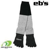 [日本製]eb's[エビス]ソックス【SUPERGRIP5F】