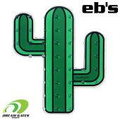 eb's【STOMPCACTUS】エビスストンプカクタスサボテンスノボスノーボード用デッキパッドデッキパット滑りどめトラクション[メール便対応可]