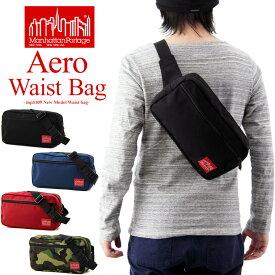 Manhattan Portage マンハッタンポーテージ Aero Waist Bag エアロ ウェスト バッグ / ボディバッグ ウェストバッグ ヒップバッグ メンズ レディース MP1109