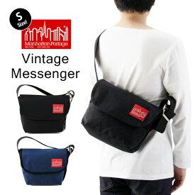 Manhattan Portage マンハッタンポーテージ Vintage Messenger Bag ヴィンテージ メッセンジャー バッグ Sサイズ ( メッセンジャーバッグ ショルダーバッグ メンズ レディース MP1605VJR )