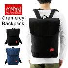 (マンハッタンポーテージ)ManhattanPortageグラマシーバックパックGramercyBackpack(メンズユニセックス男女兼用リュックサックデイパックデイバッグ)