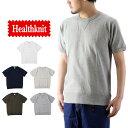Healthknit ヘルスニット マックス ウェイト ジャージー スウェット 半袖 Tシャツ ( メンズ トップス Tee 半袖 ヘビー…