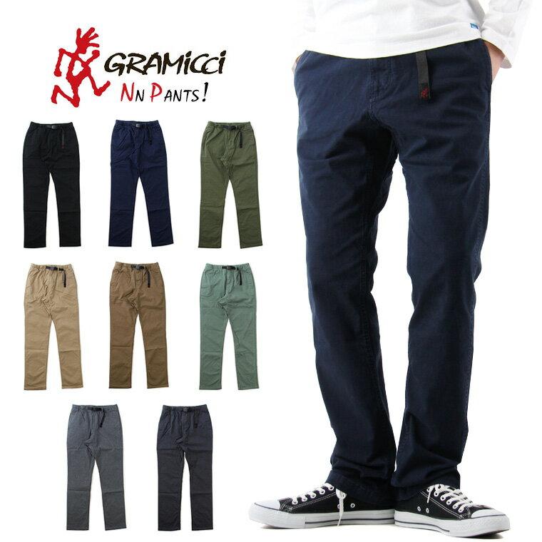 GRAMICCI グラミチ NN-PANTS ( NEW NARROW PANTS ) ニュー ナローパンツ ( クライミングパンツ ニューナローパンツ NNパンツ メンズ 0816-NOJ )