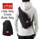 Manhattan Portage マンハッタンポーテージ Little Italy Cross Body Bag リトル イタリー クロス ボディバッグ / ...