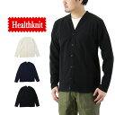 【 SALE 40%OFF 】 Healthknit ヘルスニット マックス ヘビーウェイト スラブ カーディガン / メンズ トップス 羽織り…