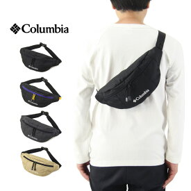 Columbia コロンビア PRICE STREAM S HIP BAG プライムストリームS ヒップバッグ / メンズ レディース ボディバッグ 無地 PU8466