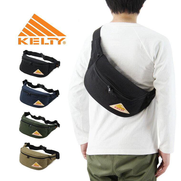 KELTY ケルティ MINI FANNY (5L) ミニ ファニー ウェストバッグ / メンズ レディース ボディバッグ ヒップバッグ 2591825