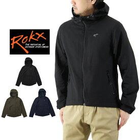 【SALE 30%OFF】【送料無料】 ROKX ロックス LIGHT TREK HOODY ライト トレック フーディー / メンズ パーカージャケット アウター 無地 RXMS194015