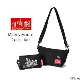 Manhattan Portage マンハッタンポーテージ [ Mickey Mouse Collection ミッキーマウス コレクション ] Zuccotti Clutch ズコッティ クラッチ バッグ / メンズ レディース ショルダーバッグ ポーチ MP6020MIC19