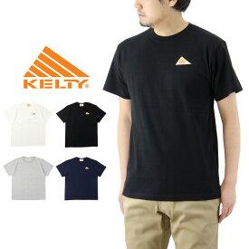 KELTY ケルティ LOGO T-SHIRT 半袖 ロゴ Tシャツ / メンズ Tee KE-934-1015
