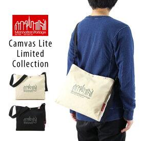 Manhattan Portage マンハッタンポーテージ Canvas Lite Botanical Prince Shoulder Bag キャンバス ライト ボタニカル プリンス ショルダーバッグ / メンズ レディース MP1478CVL
