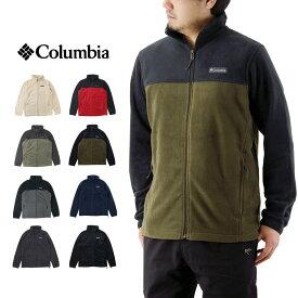Columbia コロンビア STEENS MOUNTAIN FULL ZIP 2.0 スティーンズ マウンテン フルジップ フリース ジャケット / メンズ アウター アウトドア WE3220