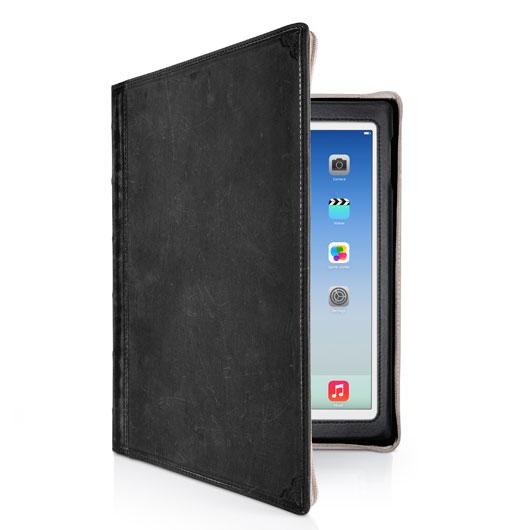 【送料無料】 iPad Air ケース Twelve South BookBook for iPad Air クラシックブラック # TWS-BG-000019 /在庫あり/ 国内正規品 アイパッドエアー【スマホ・タブレットのアクセサリー専門店 タブレットカバー ケース フューチャモバイル】おしゃれ