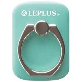 スマートフォンリング ミントグリーン LP-SMRG04MGR LEPLUS 「Grip Ring/PALLET」 おしゃれな スマホリング /在庫あり/ 送料無料 スタンド 大人可愛い