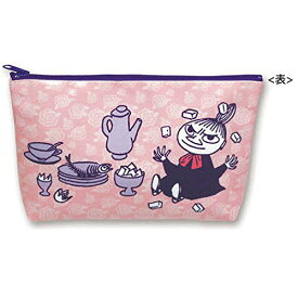 ムーミン ポーチ リトルミイ 角砂糖 ピンク MO-PO020 /在庫あり/ ペンケース moomin【ポシェット 】おしゃれ