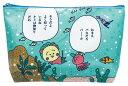 コジコジ ポーチ コジコジとタコ KG-PO015 /在庫あり/ ペンケース kojikoji さくらももこ【ポシェット 】おしゃれ