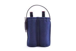 送料無料 OROX ワインキャディー インディゴ ブルー Wine Caddy Ingigo ワインオープナー付 OR-WC-ID /在庫あり/ キャリング バック
