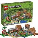 レゴ マインクラフト 2016 ザ・ヴィレッジ The Village LEGO 21128 海外限定版[並行輸入品] /在庫あり/ 未開封【スマホ・タブレット...