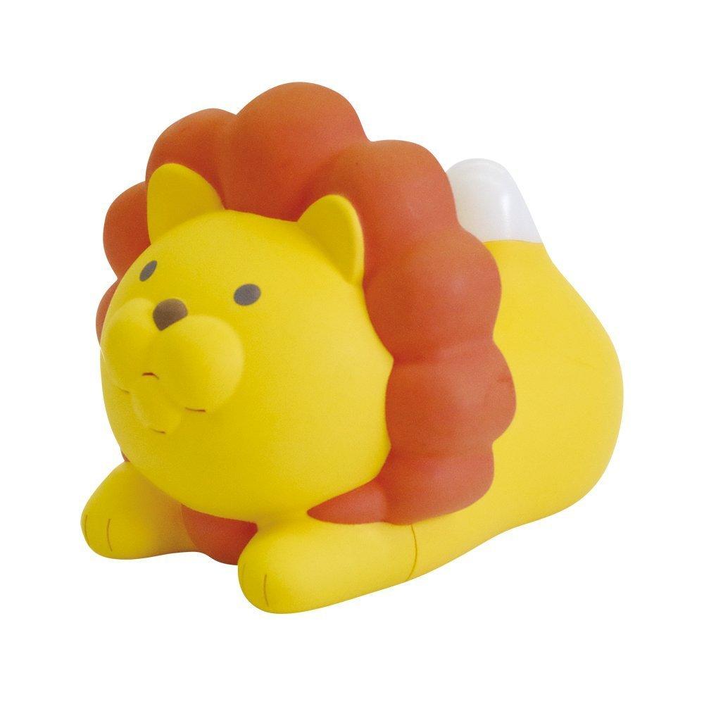 ライオン 温湿度計 おしゃべりで温度と湿度をお知らせ イエロー EX-2984 / 在庫あり/ ほのぼの lion らいおん 【スマホ・タブレットのアクセサリー専門店 おもちゃ フューチャモバイル】