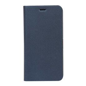iPhone XR Metallic Diary ケース 手帳型 ネイビー Z14230i61 zenus ゼヌス メタリックダイアリー /在庫あり/ 6.1インチ アイフォンxr カバー ワイヤレス充電対応 navy