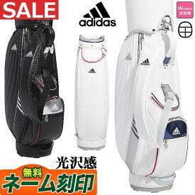 アディダス ゴルフ XA208 ウィメンズ キルティング キャディバッグ (レディース)