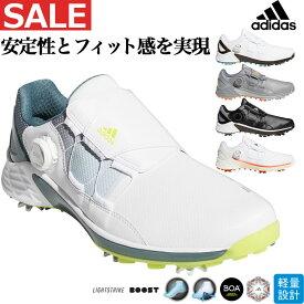 2021年モデル adidas アディダス ゴルフシューズ KZI02 ZG21 ゼッドジー21 ボア BOA[EEE相当/ソフトスパイク] (メンズ)