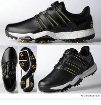 adidasアディダスゴルフシューズPOWERBANDBOAboostパワーバンドボアブースト