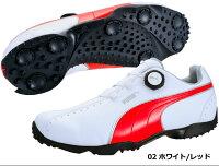【日本正規品】2017年新作PUMAGOLFプーマゴルフ189426エーススパイクレスディスクACEDiscゴルフシューズ(メンズ)【U10】
