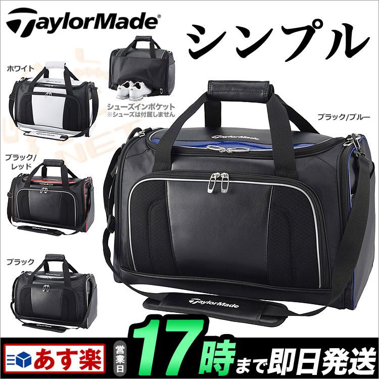 ゴルフ バッグ Taylormade テーラーメイド バッグ CBZ83 TM P-3 Series ボストンバッグ 【ゴルフグッズ用品】