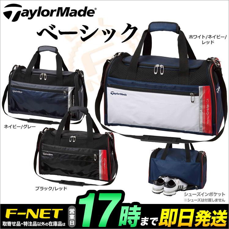 2018年モデル テーラーメイド ゴルフ TaylorMade KL984 TM18 E-5 ボストンバッグ