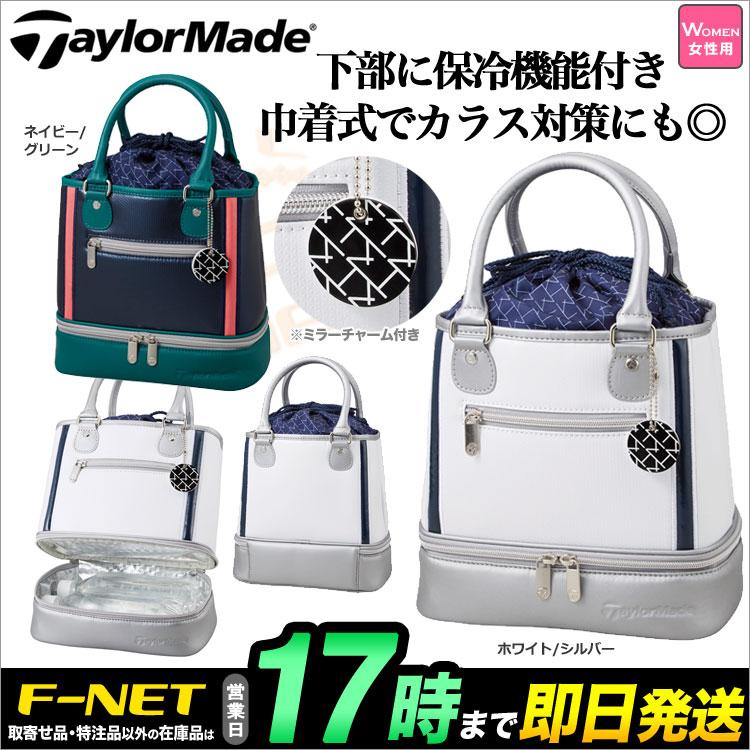 2018年モデル テーラーメイド ゴルフ TaylorMade KL993 TM18 ウィメンズ ラウンドトートバッグ (レディース)