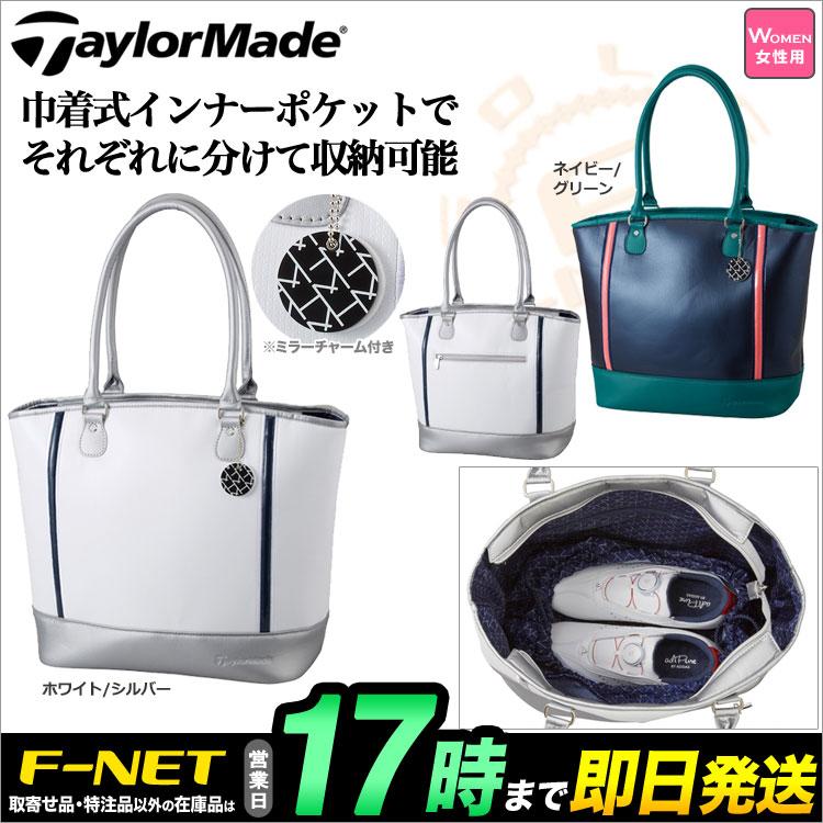 2018年モデル テーラーメイド ゴルフ TaylorMade KL992 TM18 ウィメンズ トートバッグ (レディース)